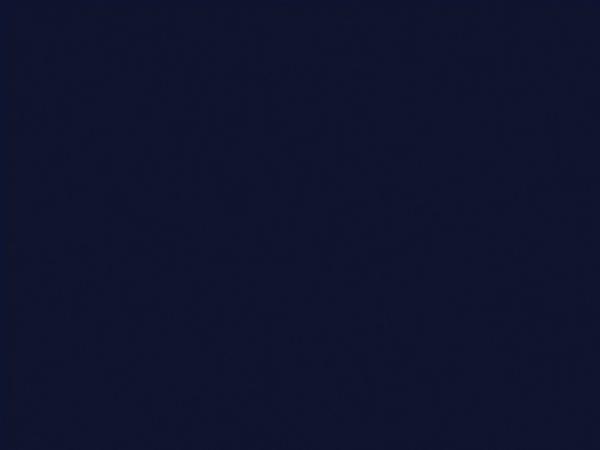 Bleu Marine Satiné
