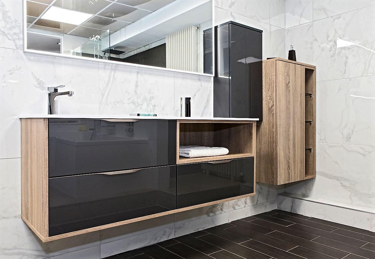meuble salle de bain pyram prix