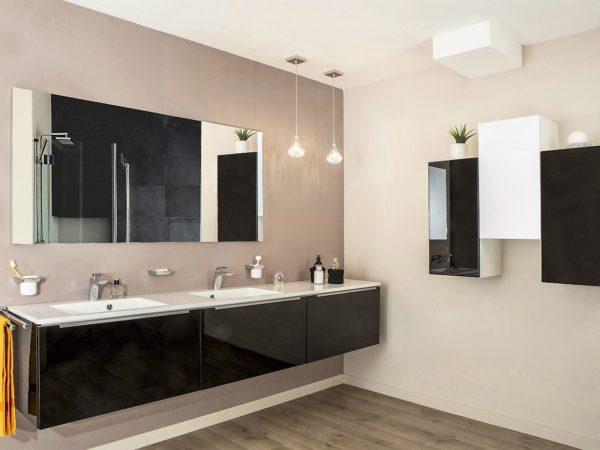 Meuble salle de bain Unis   Pyram