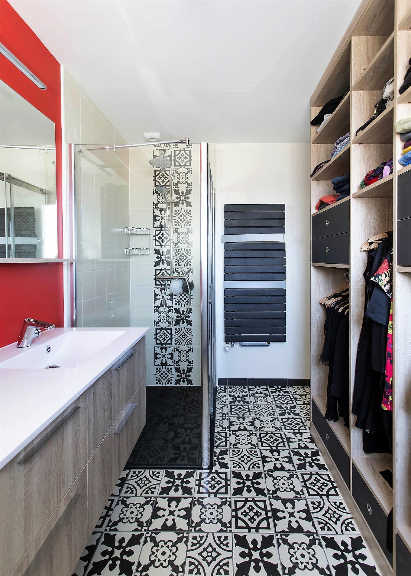 salle de bains tequila m lamin chene bardolino naturel pyram. Black Bedroom Furniture Sets. Home Design Ideas